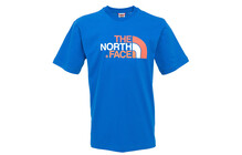 The North Face Youth S/S Easy Tee nautical blue